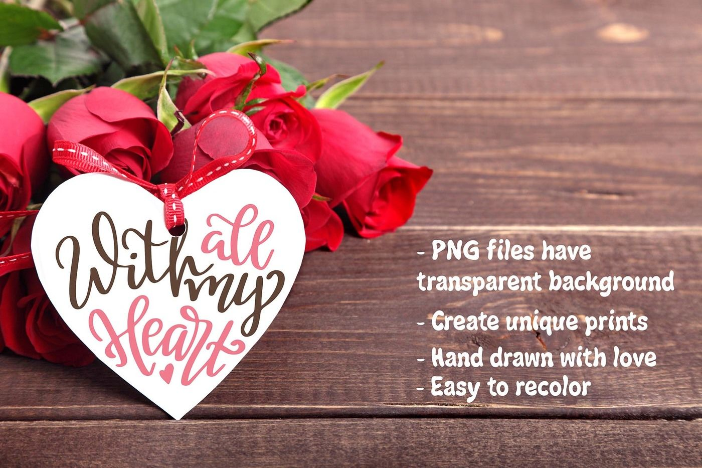 Quotes About Love Lettering Clipart By Astartejulia