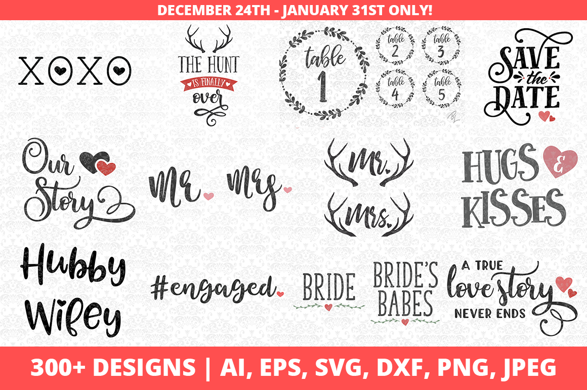 The End Of Year Massive Craft Bundle By Brandi Lea Designs