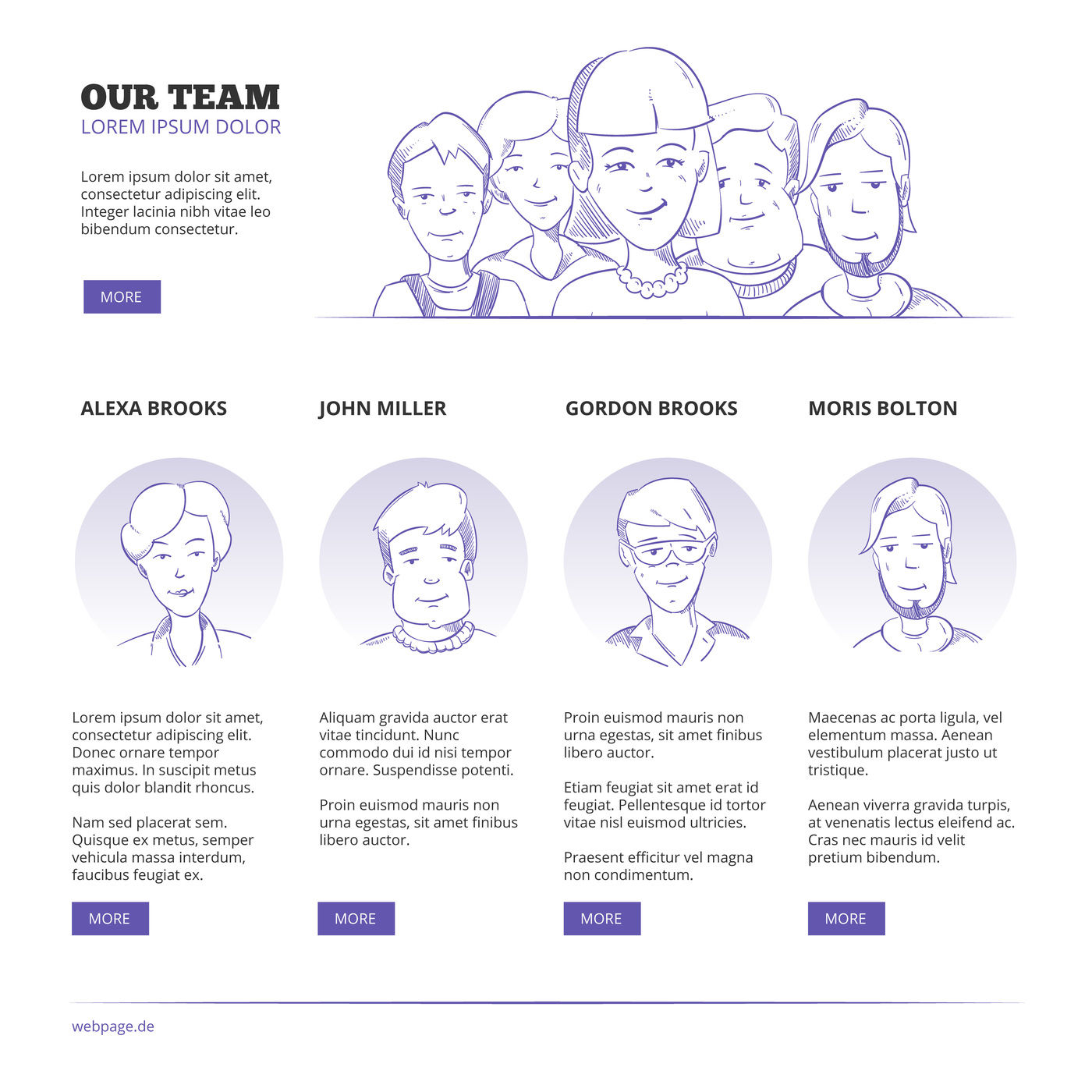 Creative Business People Business Outsourcing Teamwork Vector