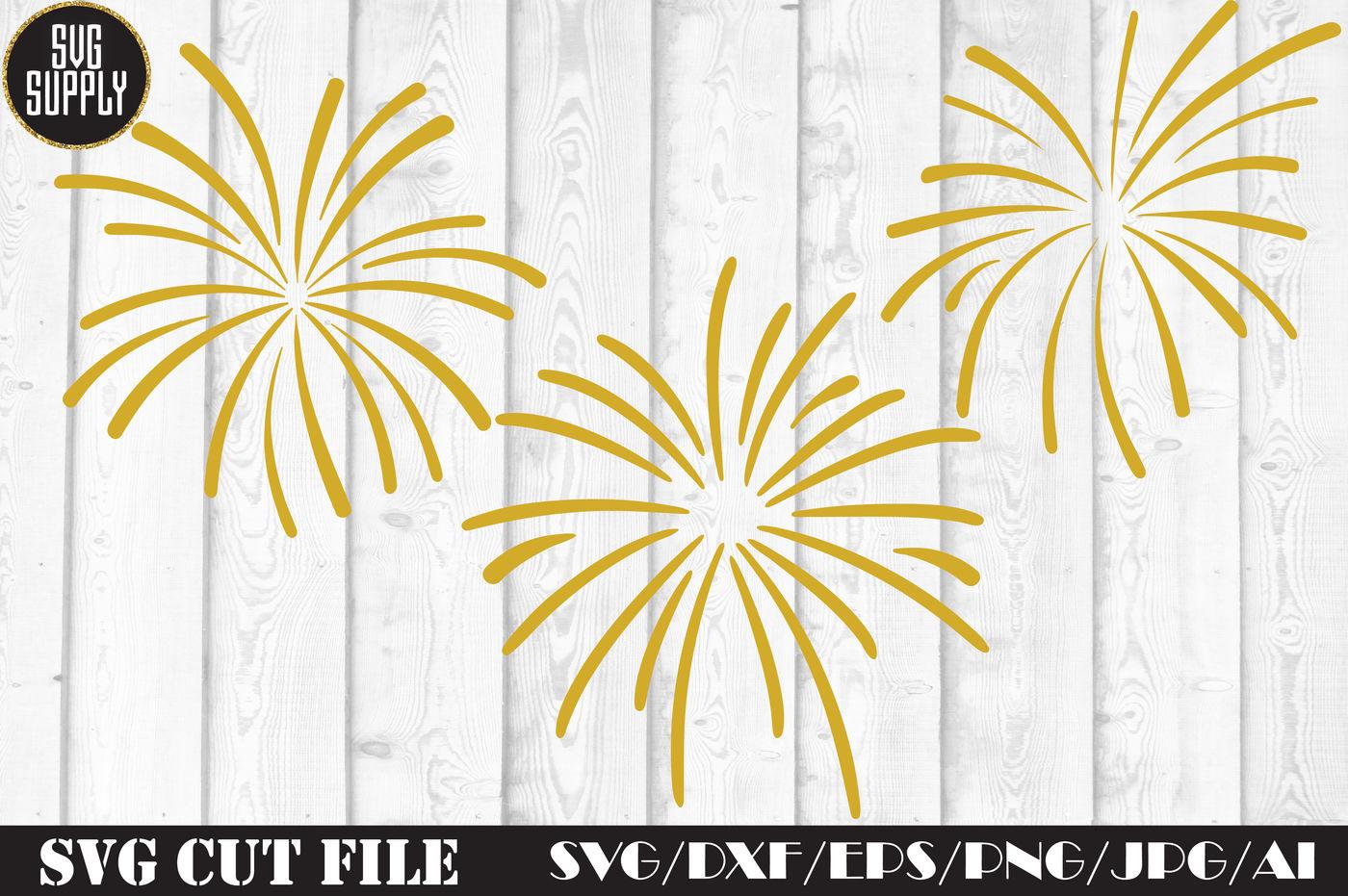 Fireworks Svg Files Fireworks Vector Image Fireworks Dxf Files Fireworks Svg Cutting File
