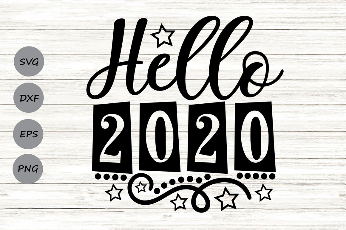Pop Clink Kiss svg New Years Eve svg New Years svg Hand Lettered svg New Years Resolution svg dxf eps ai cut files for cutting machines