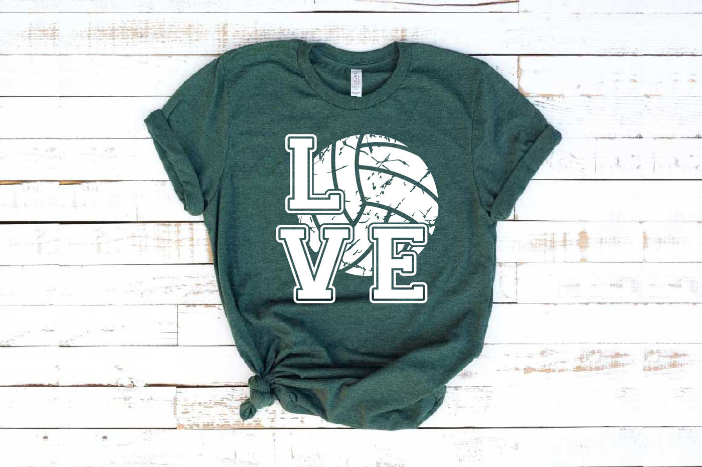 Love Volleyball Svg Elf Sweater Ball Valentine S Day 1156s By