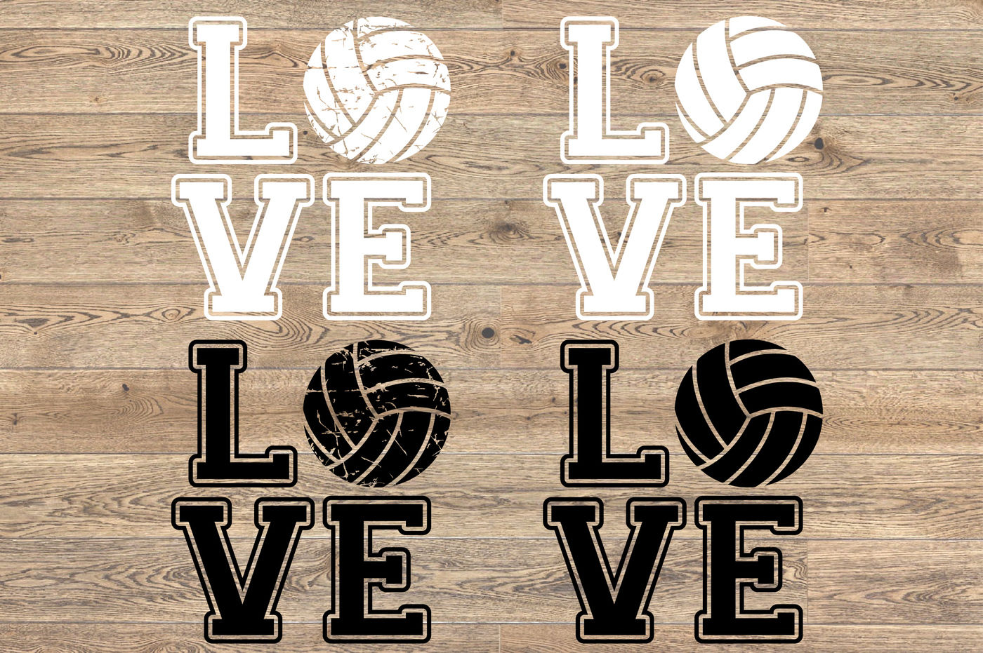 Love Volleyball Svg Elf Sweater Ball Valentine S Day 1160s By
