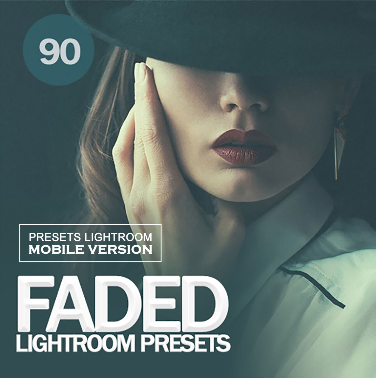 Faded Lightroom CC Mobile Presets (Adroid and Iphone/Ipad