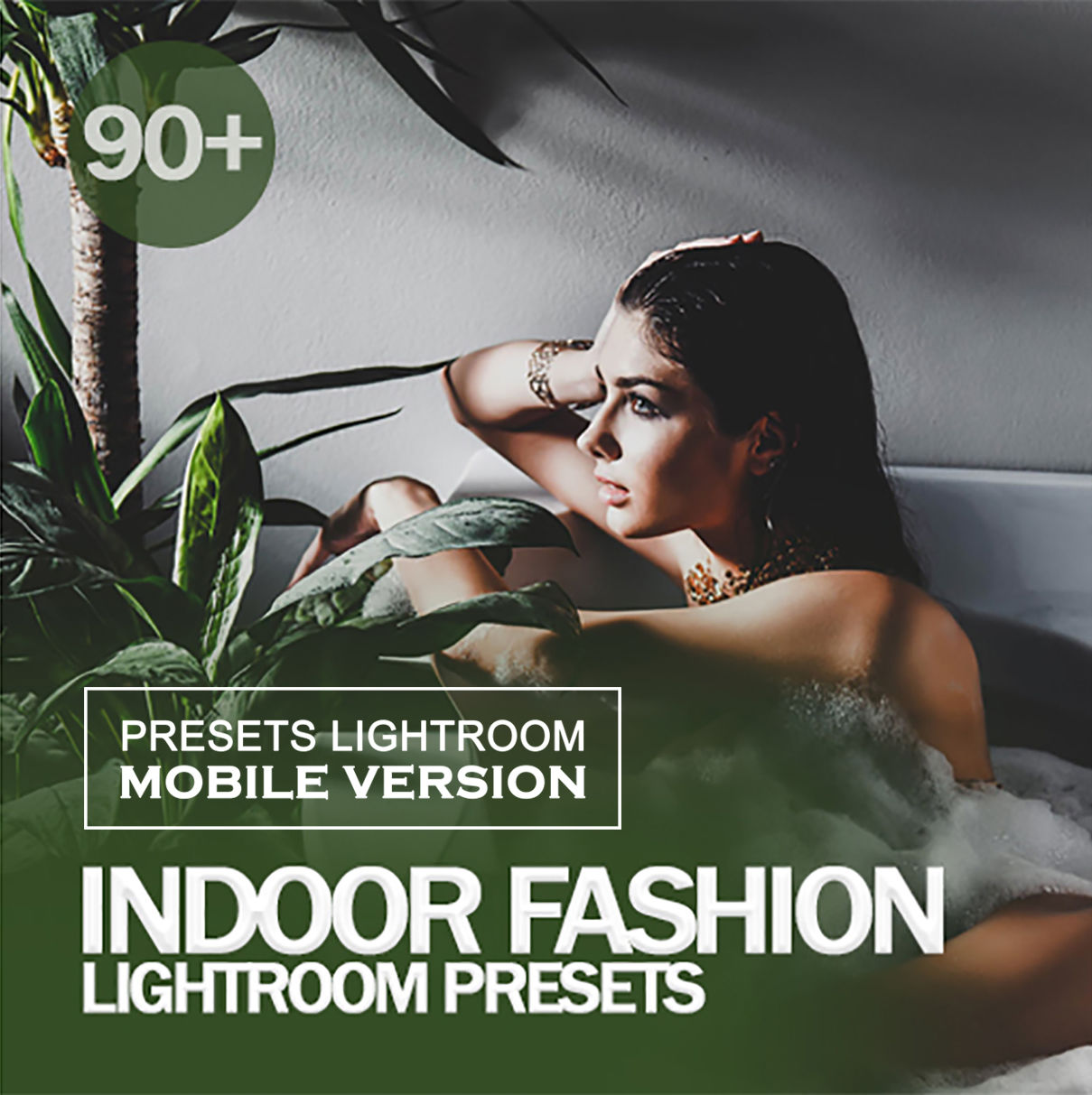 Indoor Fashion Lightroom CC Mobile Presets (Adroid and