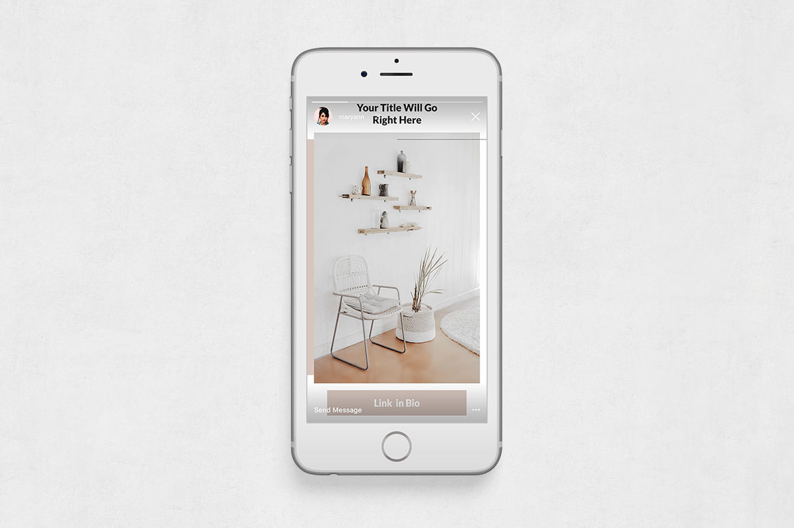Home Decoration Instagram Stories By Social Corner Graphics