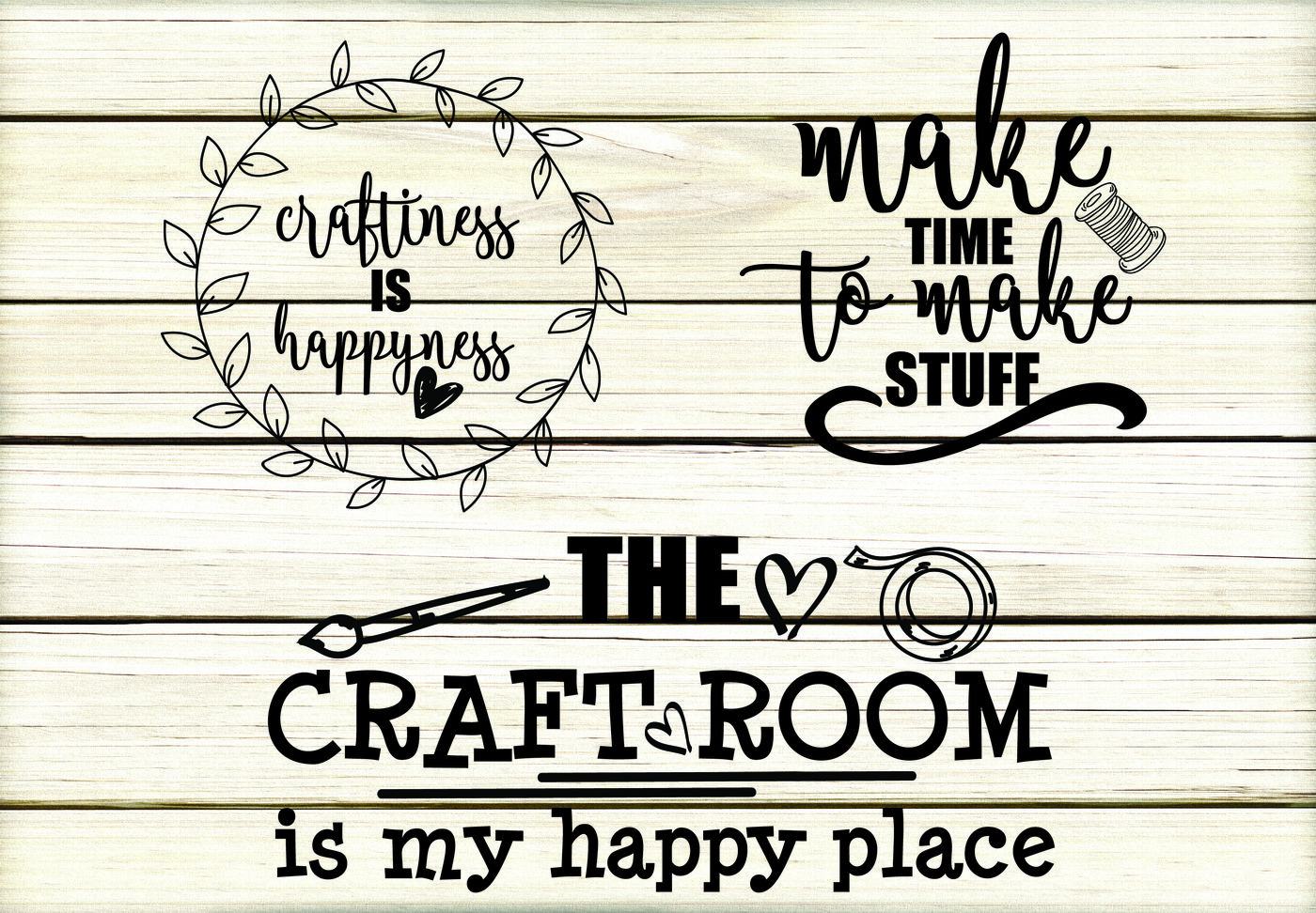Craft Quotes Svg By Yamini Thehungryjpeg Com