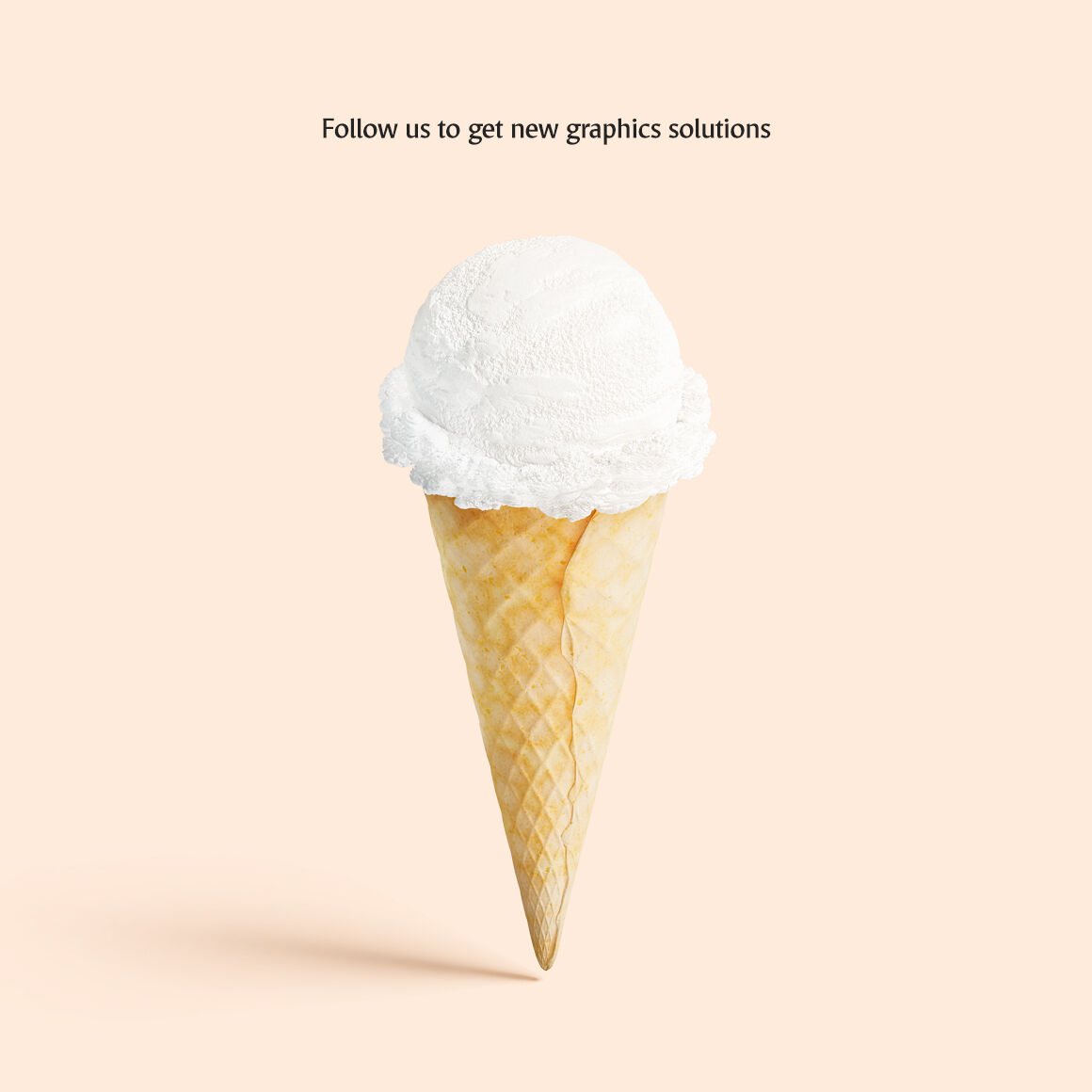 Ice Cream Cone Mockup By Rebrandy Thehungryjpeg Com