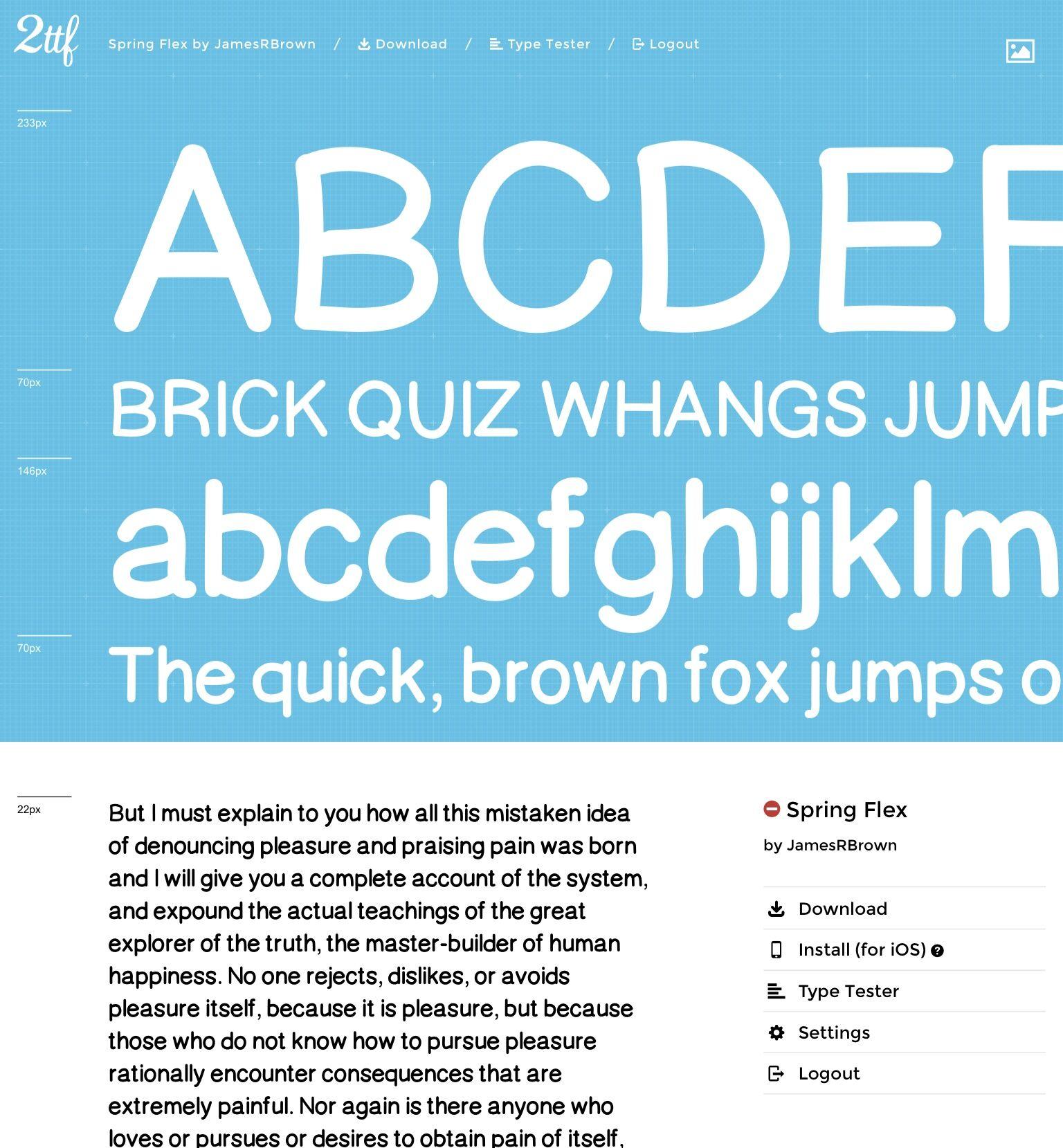 Spring Fling - Helvetica Font By JR Fonts and Designs