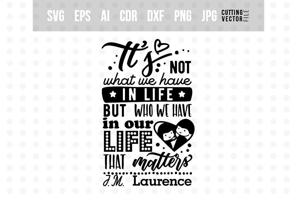 Love Quote Typography Design By Craftartshop Thehungryjpeg Com