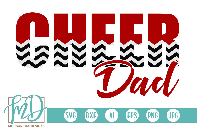 Cheer Dad Svg By Morgan Day Designs Thehungryjpeg Com