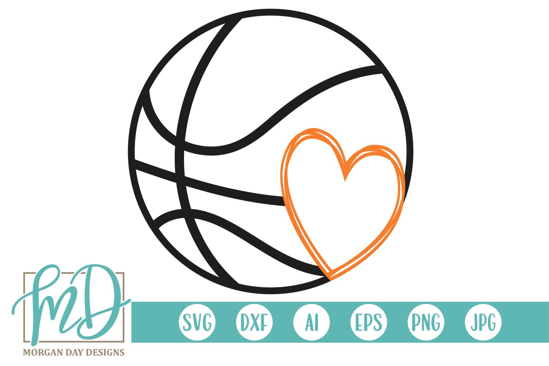 Basketball Svg By Morgan Day Designs Thehungryjpeg Com