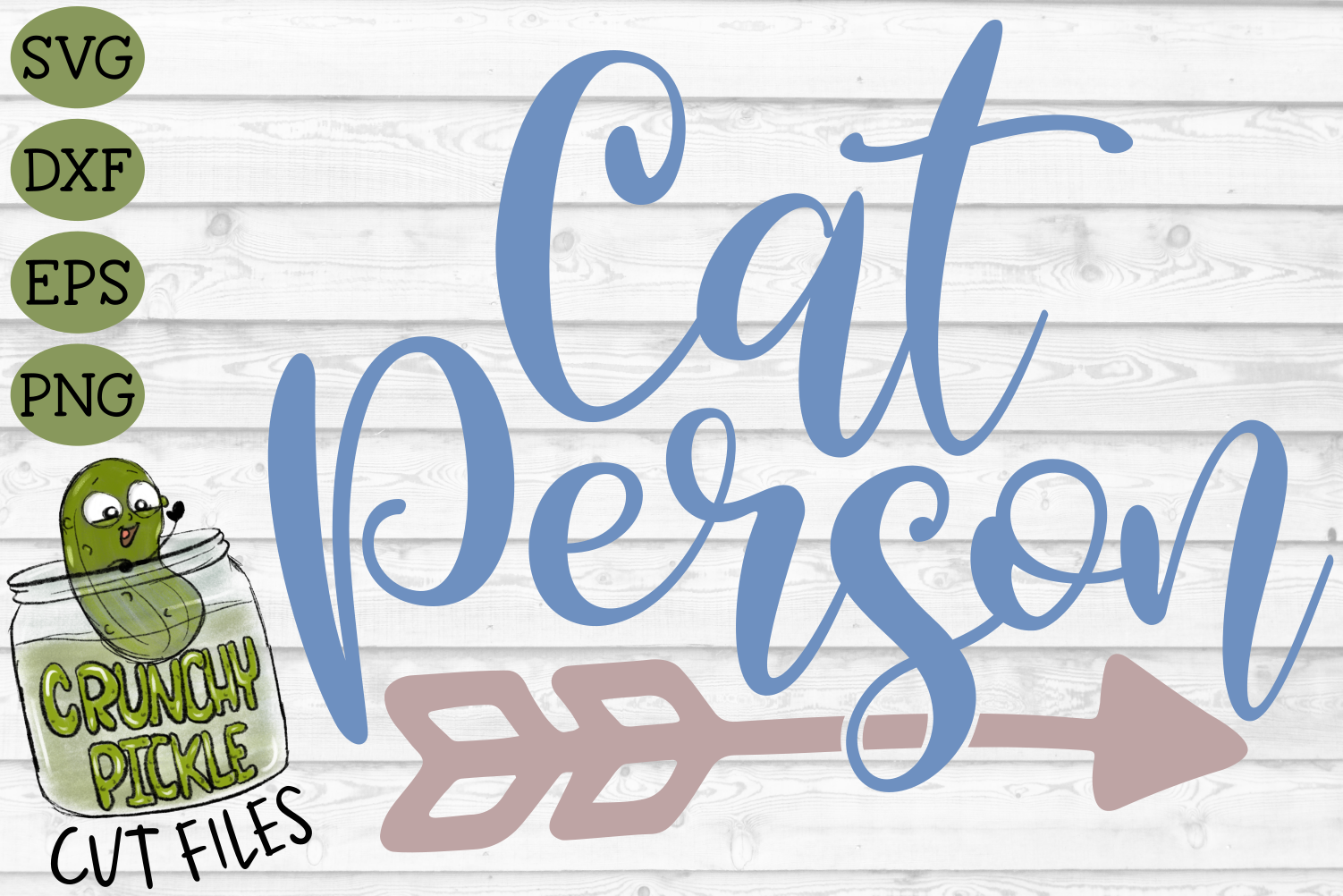 Cat Person Svg By Crunchy Pickle Thehungryjpeg Com