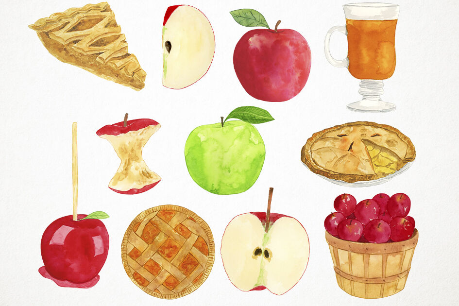 Free Apples Clipart, Download Free Clip Art, Free Clip Art on Clipart  Library