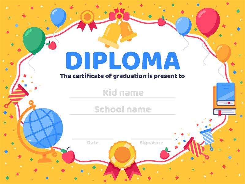 Graduate Diploma School Graduation Graduates Congratulations And