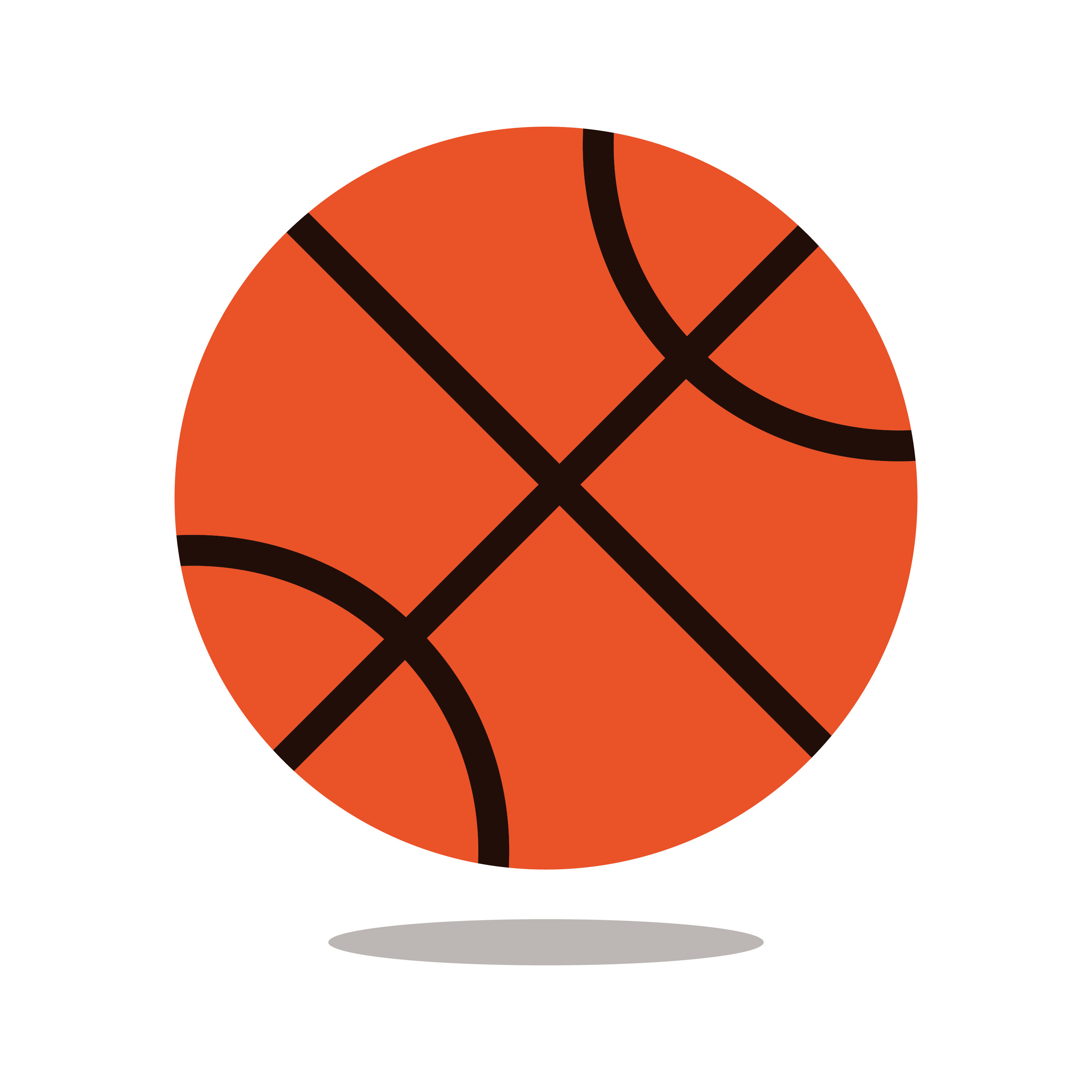 Download Basketball Mockup Free Yellowimages