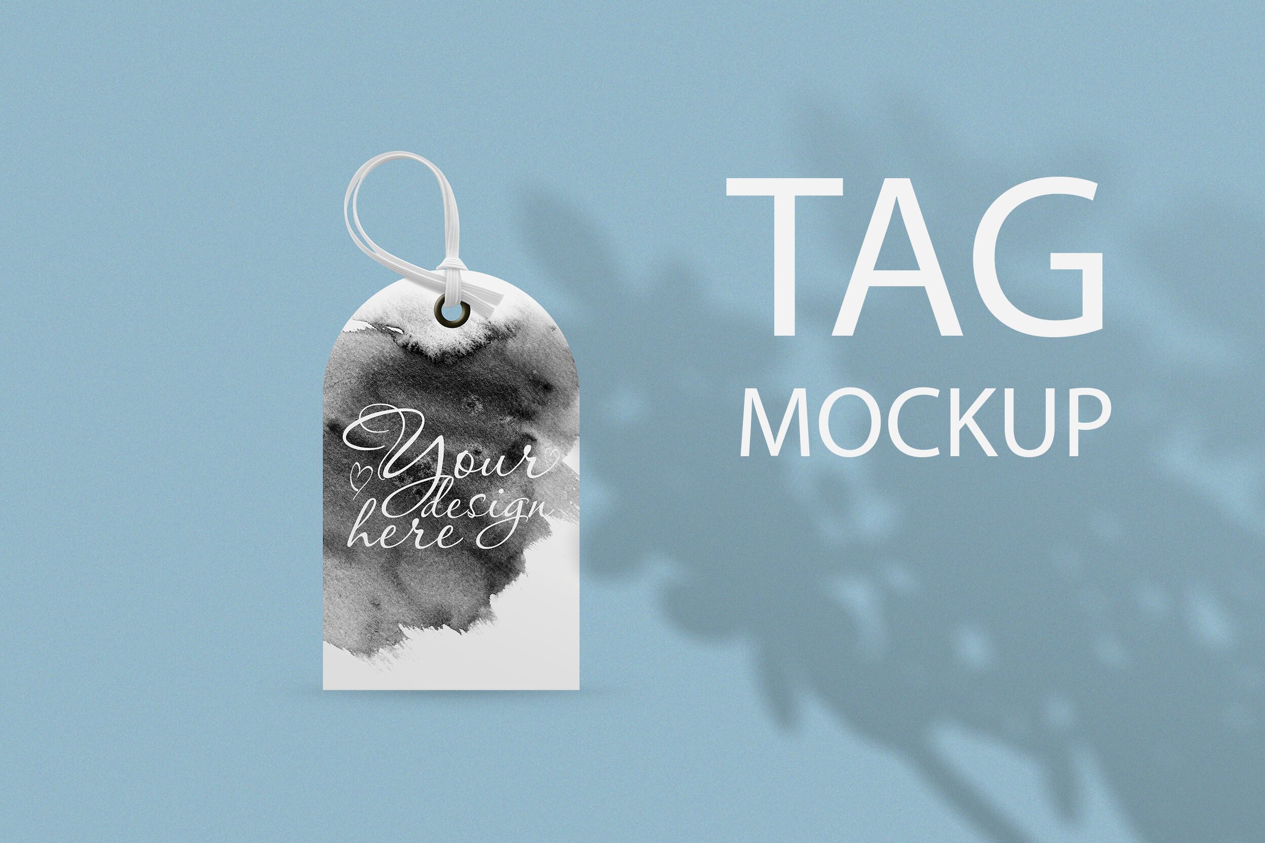 Download Tag Psd Mockup Yellowimages