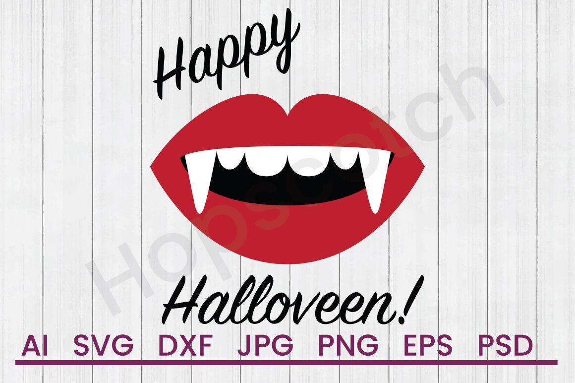 Happy Svg File Dxf File By Hopscotch Designs