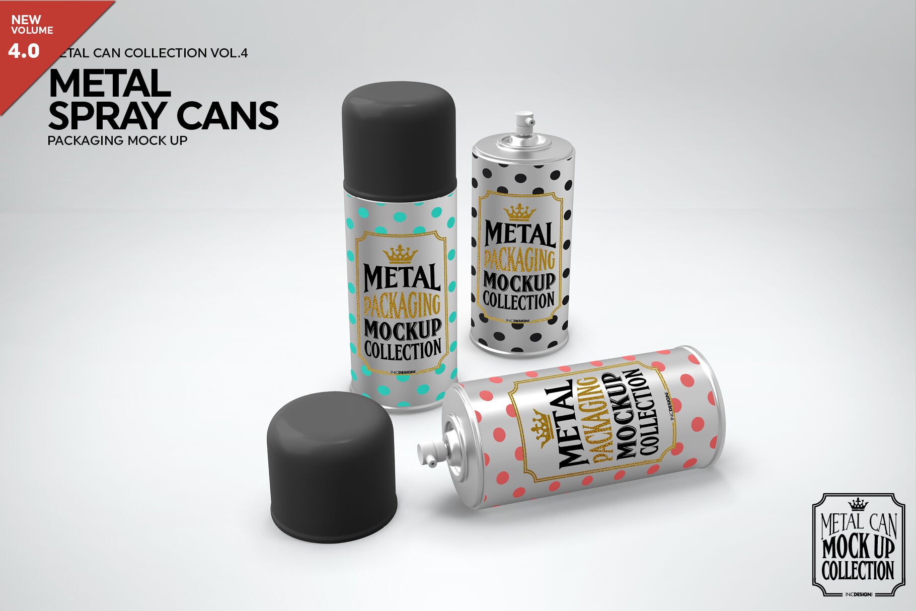 Download Aluminum Spray Without Cap Mockup Yellowimages