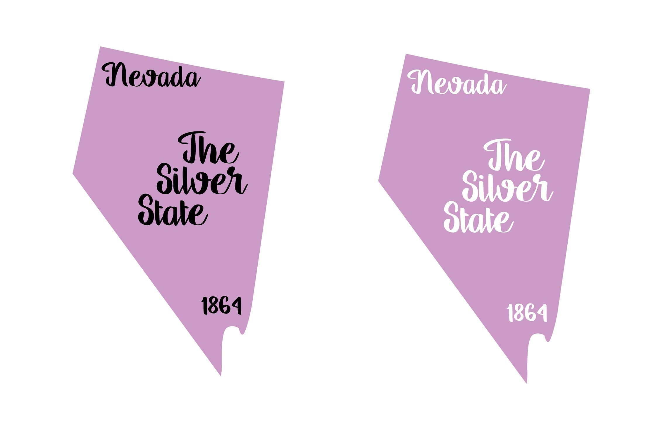 Nevada State Nickname Est Year 2 Files Svg Png Eps By Studio 26 Design Co Thehungryjpeg Com