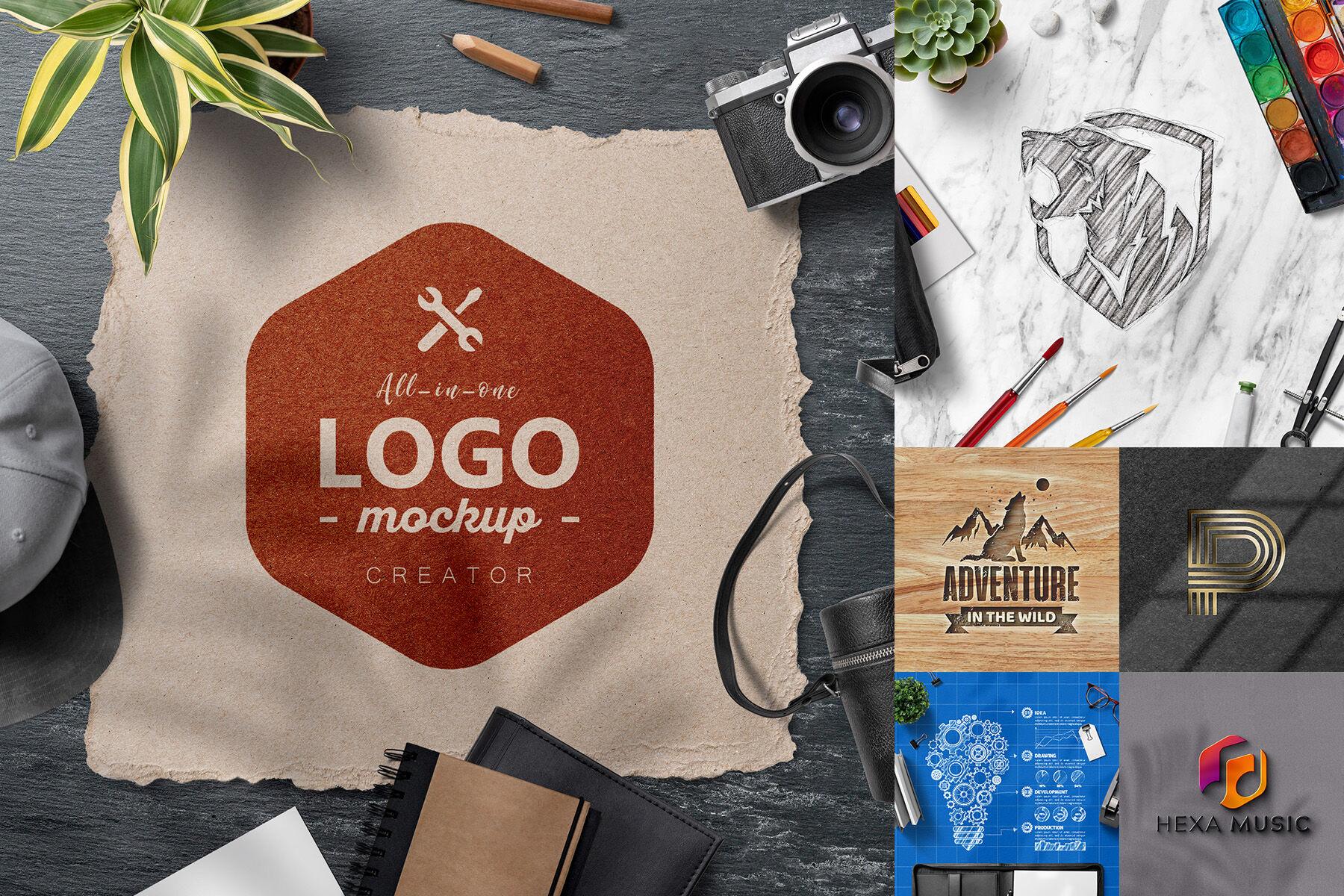 Download Magazine Mockup Generator Online Free Yellowimages