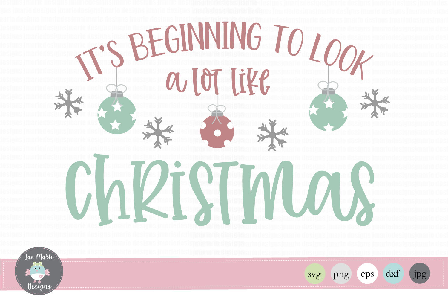 Christmas Svg Holiday Svg Christmas Clipart By Jae Marie Digital