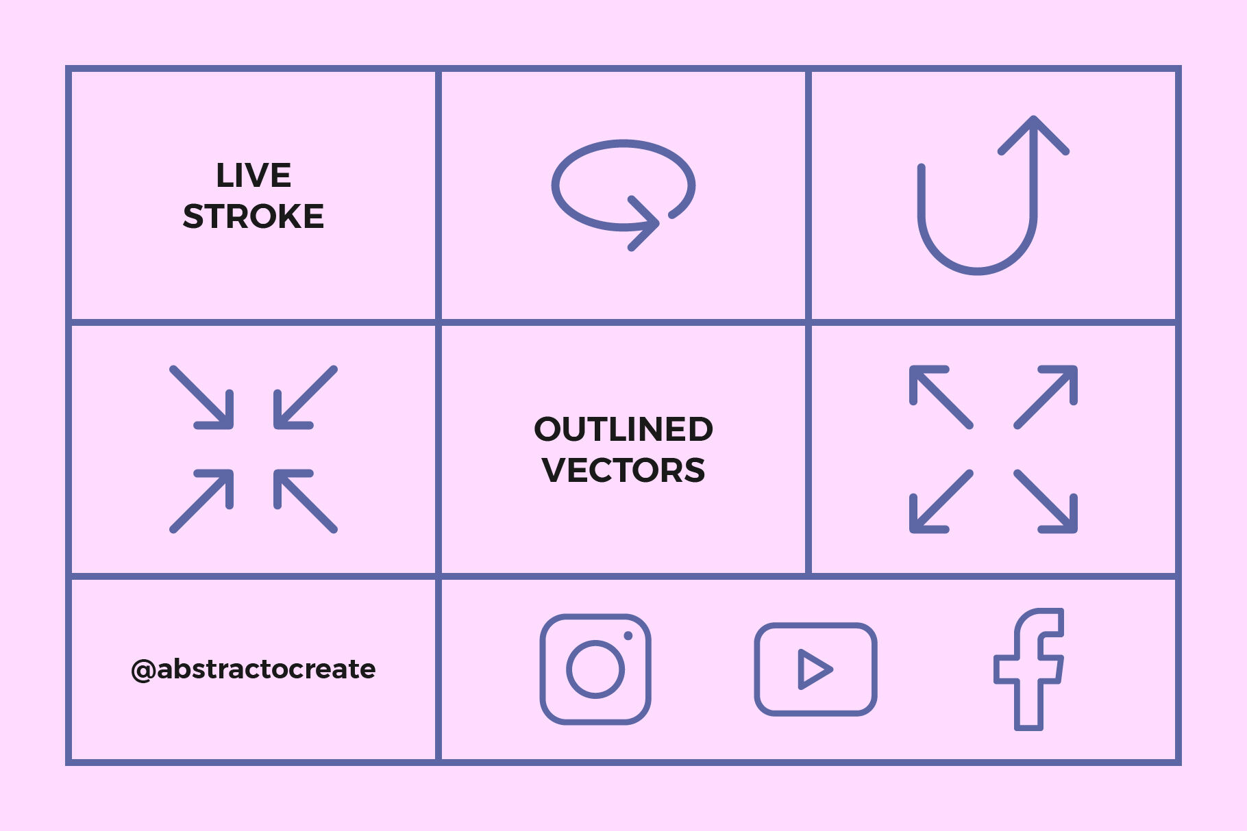 Arrow Line Icons Pack By Abstracto Create Thehungryjpeg Com