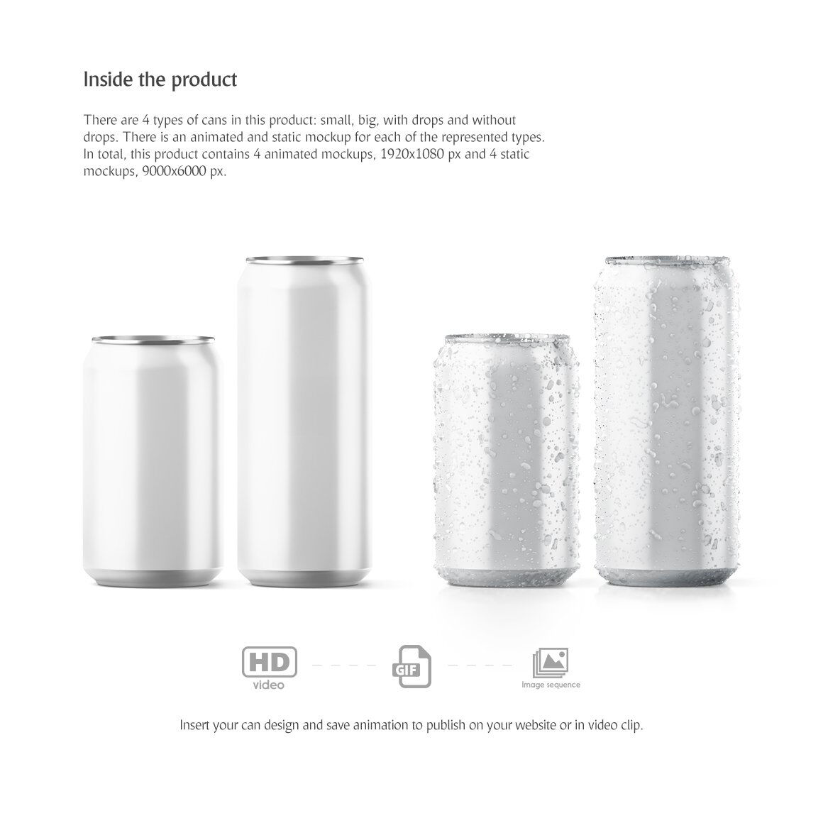 Download Soda Can Mockup Psd Template Yellowimages