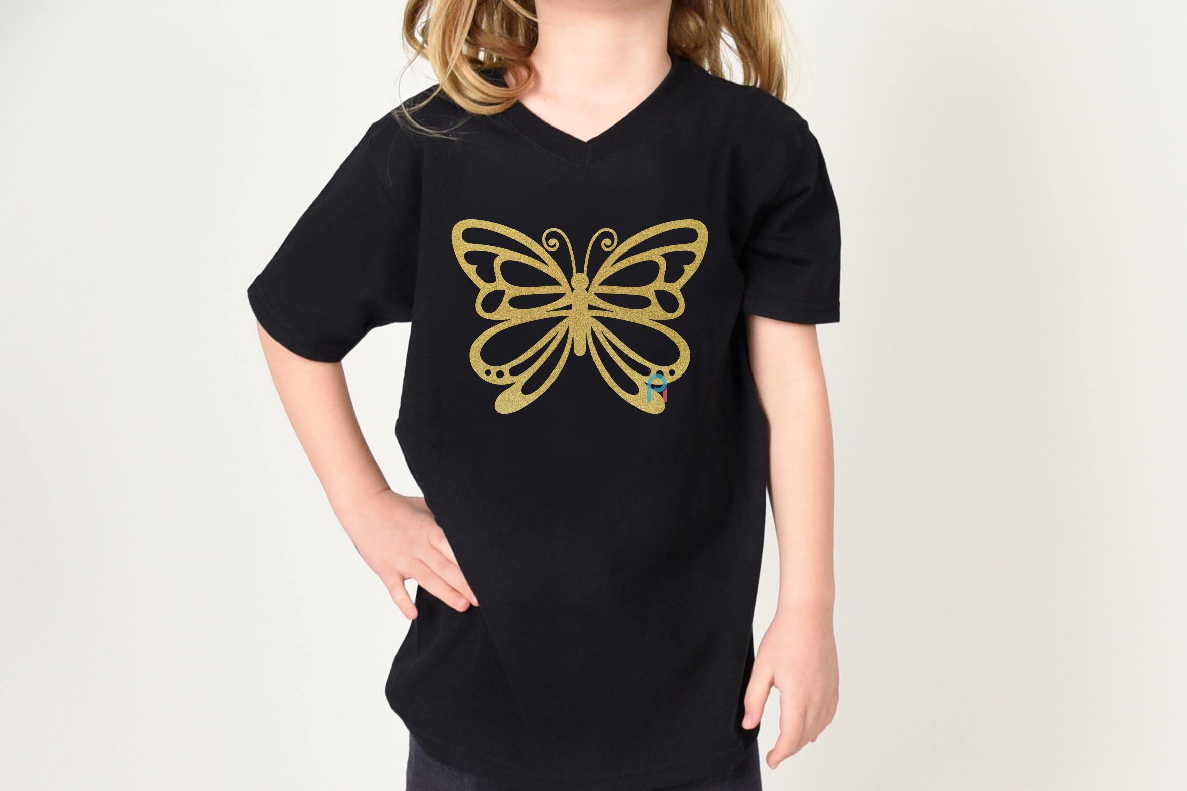 Butterfly Svg Butterfly Monogram Svg Butterfly Clip Art By