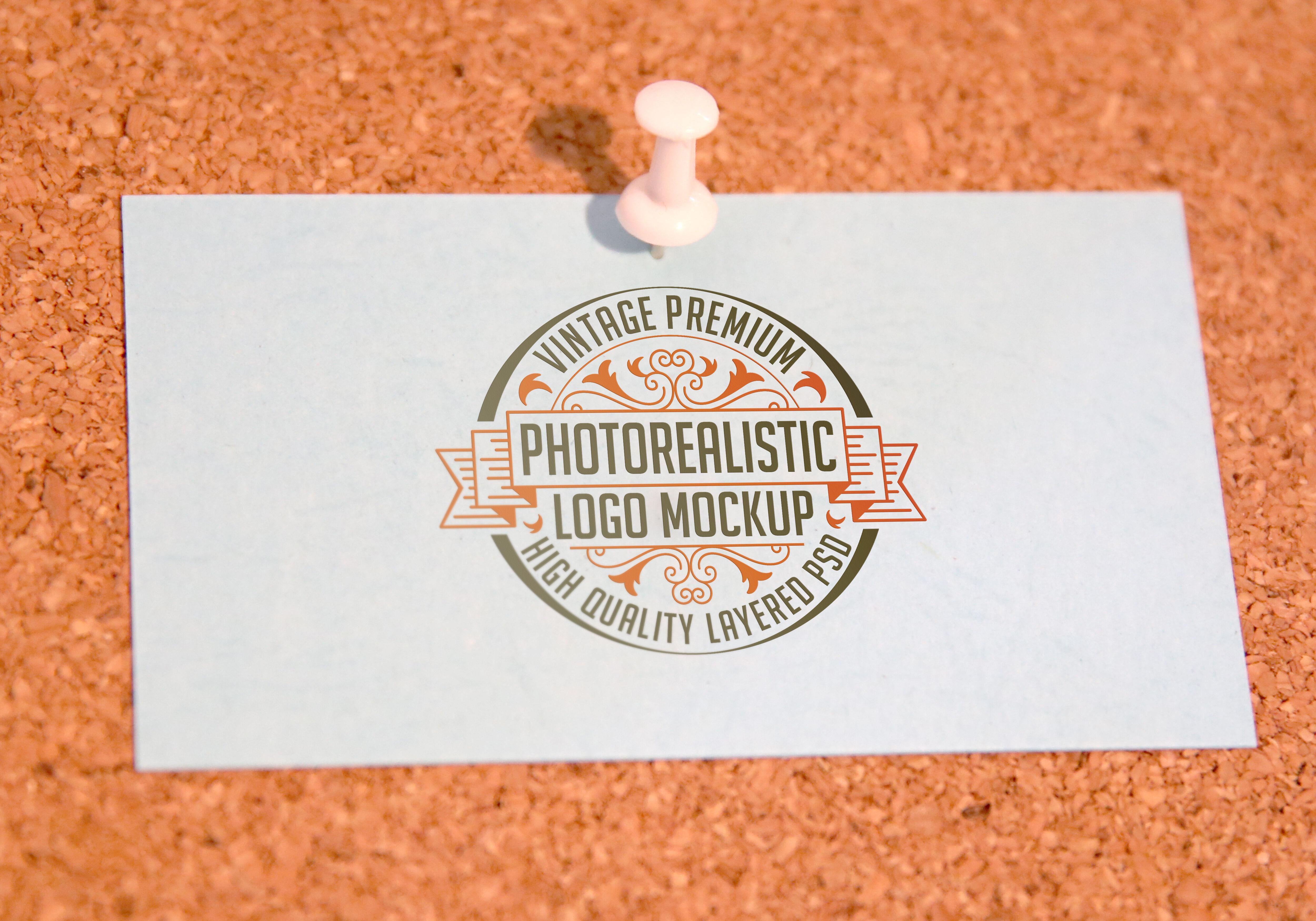 Business card template Mock-ups By Vintage Font Lab ...