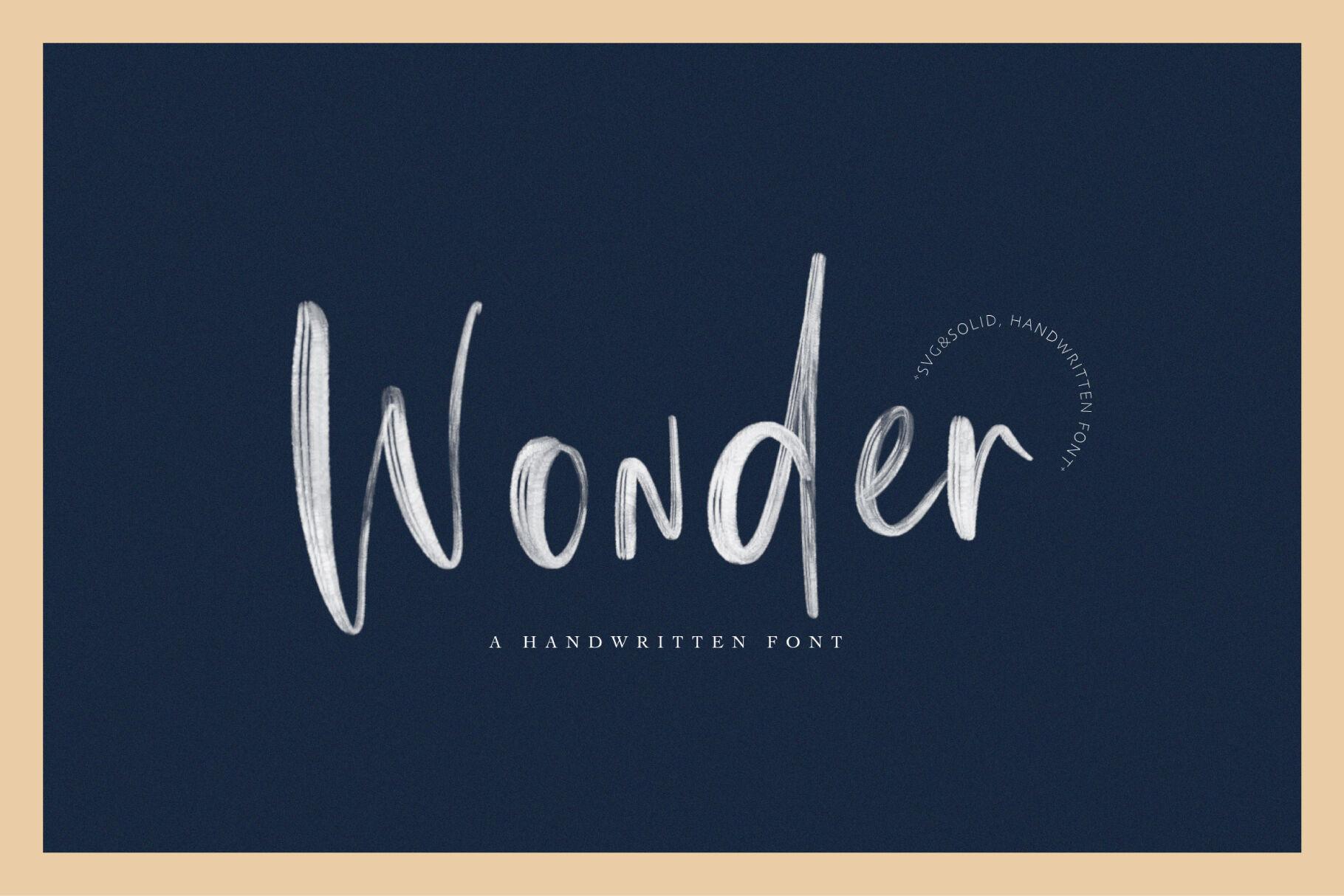 Wonder By Nursery Art Thehungryjpeg Com