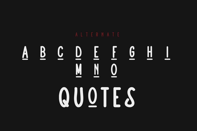 Quotes Vintage Font Bundle By Arendxstudio Thehungryjpeg Com