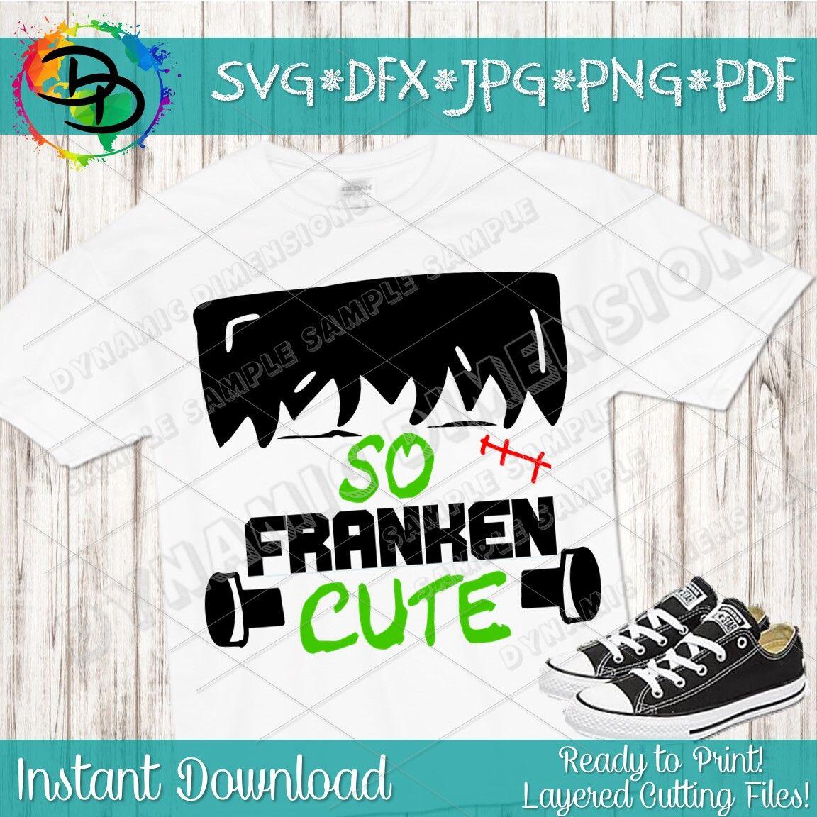 So Franken Cute Frankenstin Svg Halloween Svg Frankenstein Little Boy Monster Svg Little Boy Cut File Silhouette Cameo Svg Cricut Svg By Dynamic Dimensions Thehungryjpeg Com