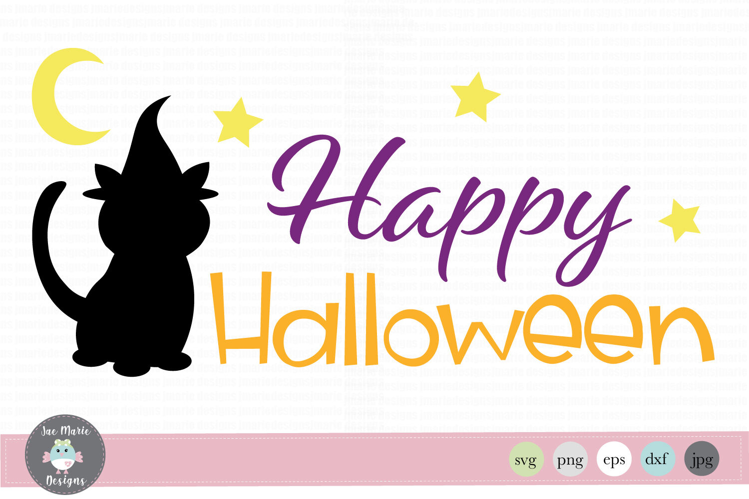 Happy halloween svg, halloween clipart, print and cut By ...