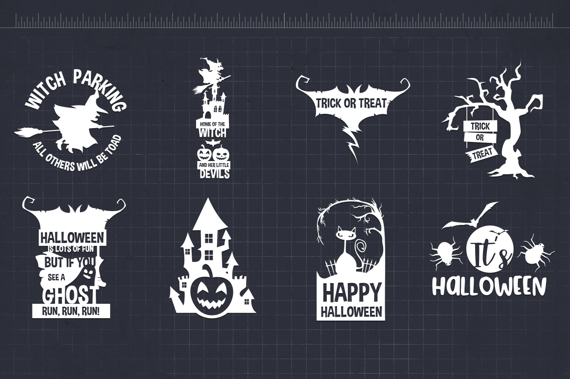 Halloween Svg Bundle Halloween Quotes Svg Cut Files By Craft N Cuts Thehungryjpeg Com