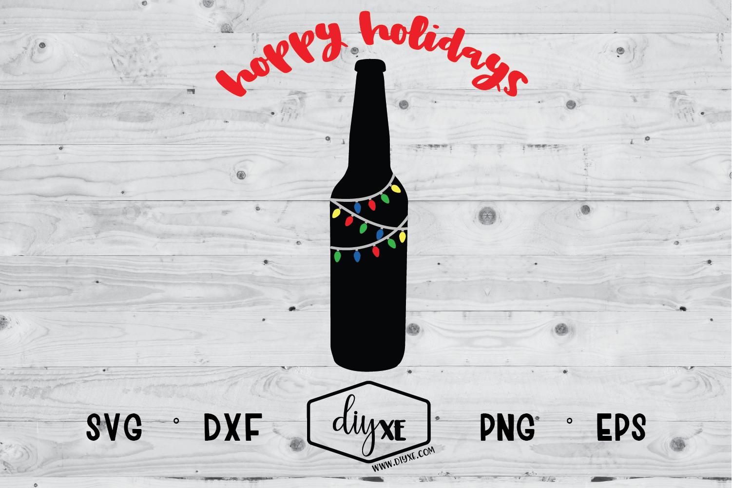 Hoppy Holidays By Diyxe Thehungryjpeg Com