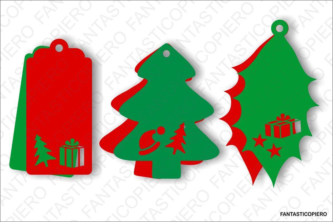 Christmas Label Svg Files For Silhouette Cameo And Cricut By Fantasticopiero Thehungryjpeg Com