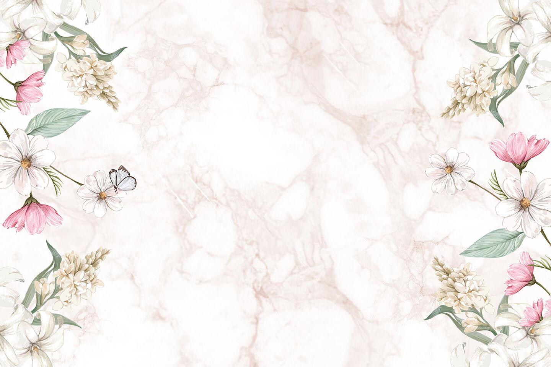Christmas Marble Flowers Digital Paper By Artistic Thehungryjpeg Com