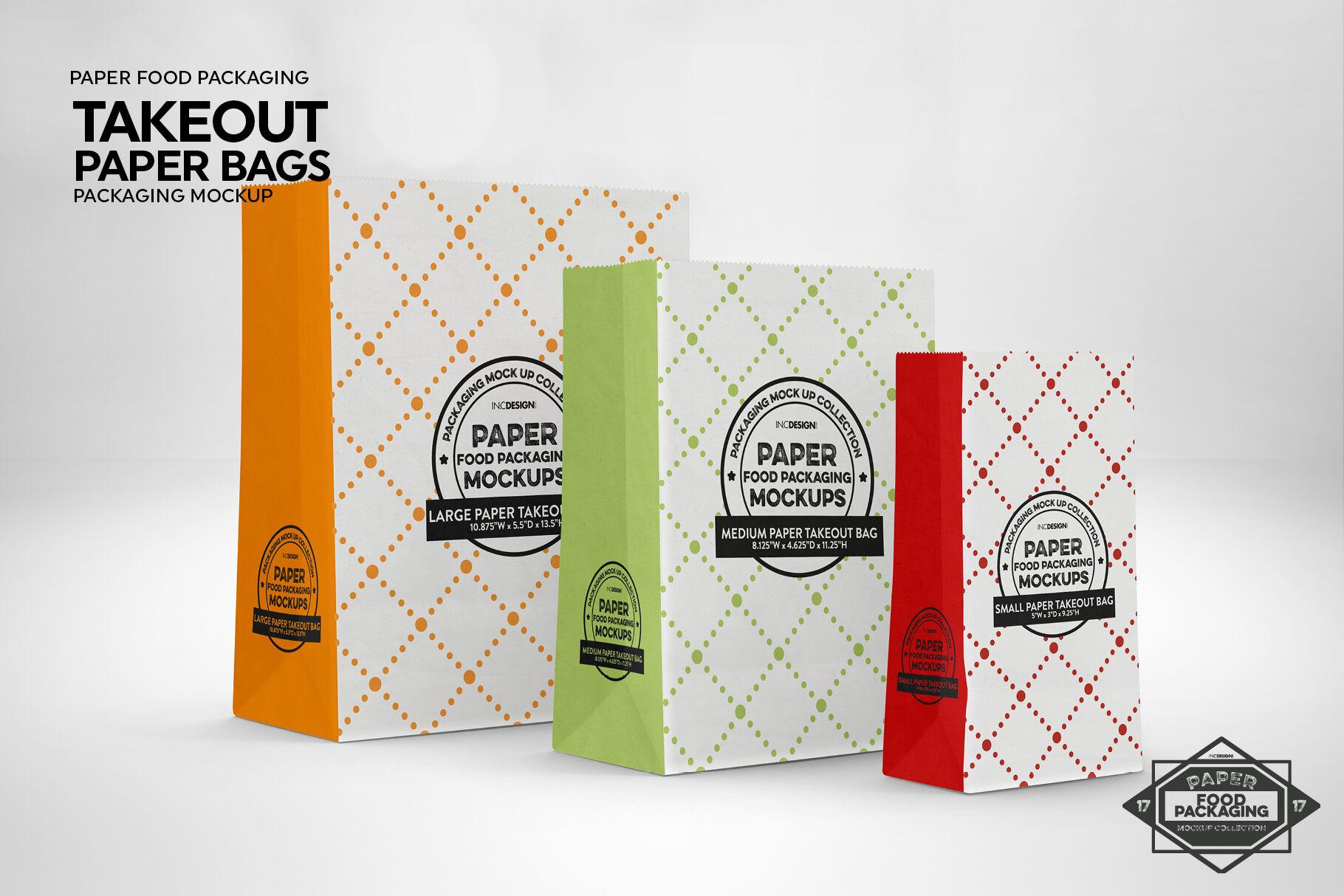 Download Brown Paper Bag Mockup Psd Yellowimages