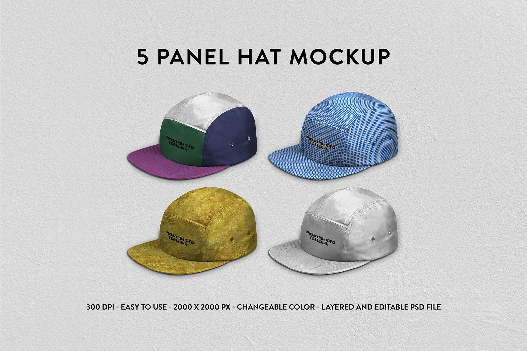 Download Baseball Hat Mockup Psd Free Yellowimages