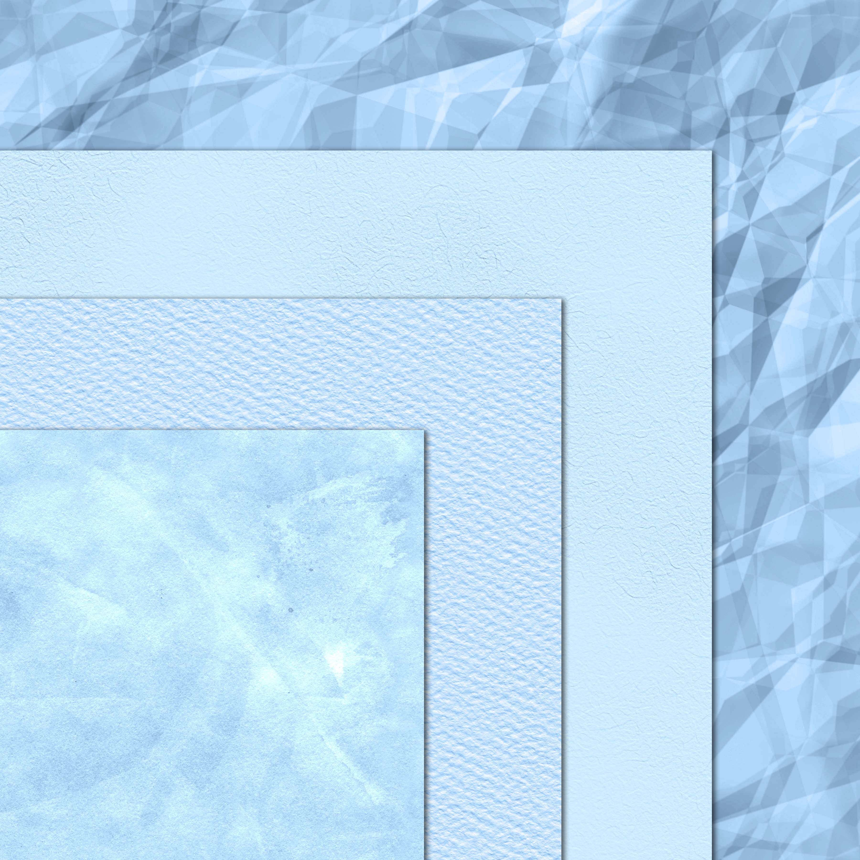 image regarding Printable Foil Paper identified as 16 Mild Blue Child Shower Designs Printable, Blue Foil