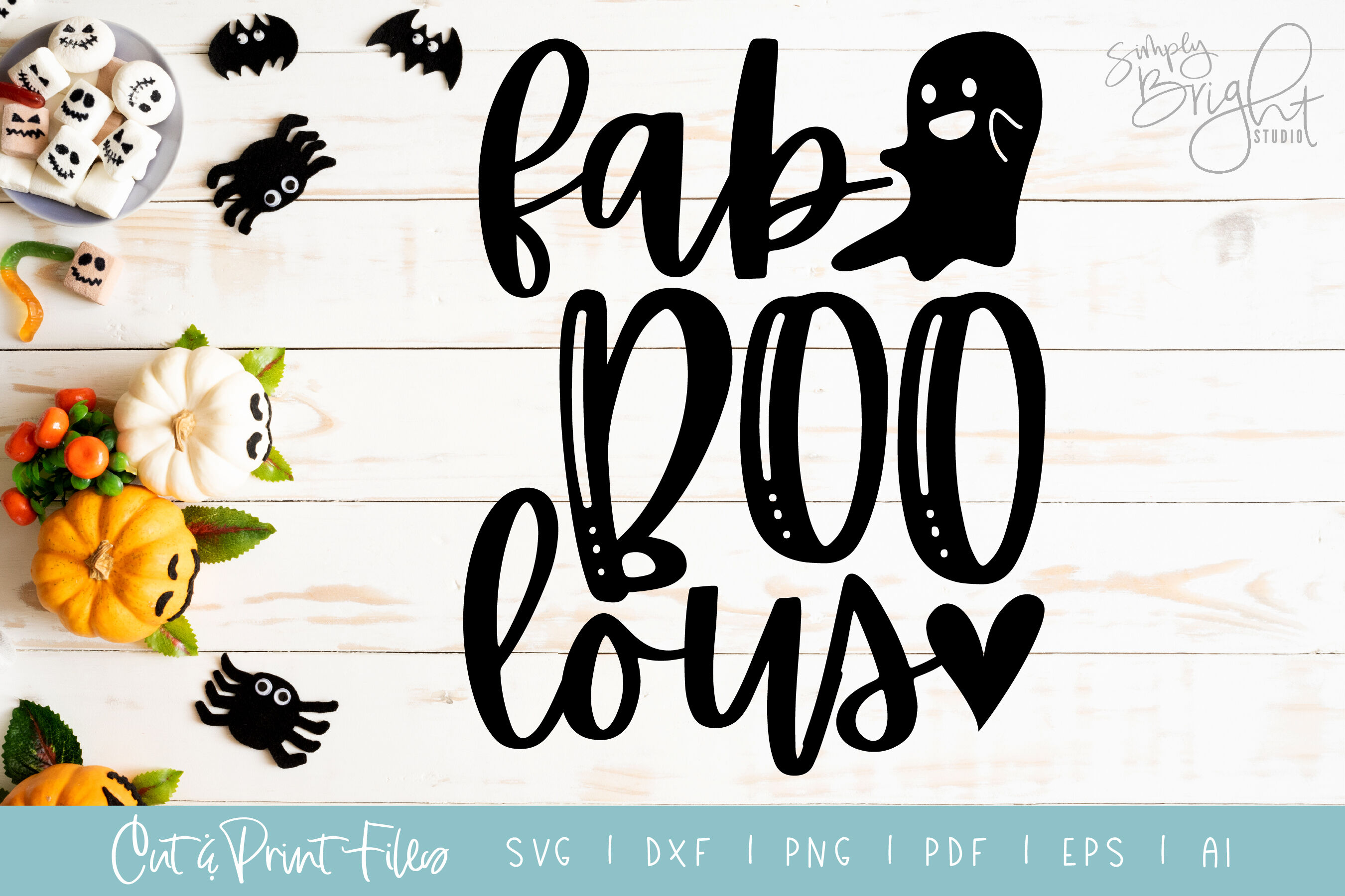 Fabboolous Dxf Svg Png Pdf Cut Print Files By Simply Bright Studio Thehungryjpeg Com