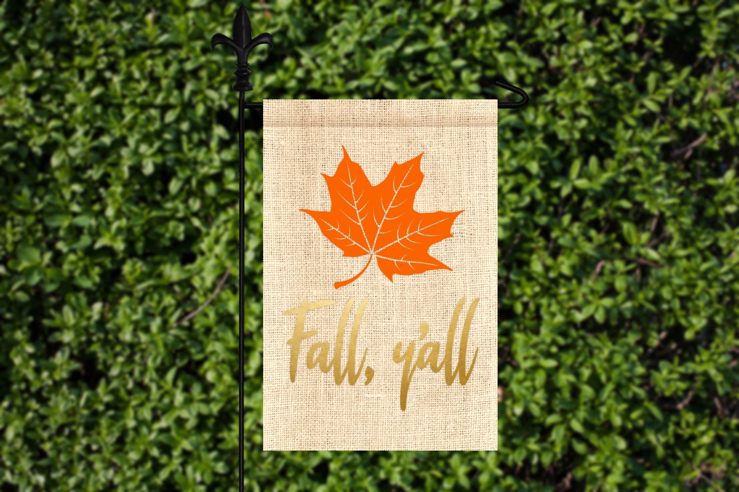 Fall Y All Leaf Svg Png Dxf By Designed By Geeks