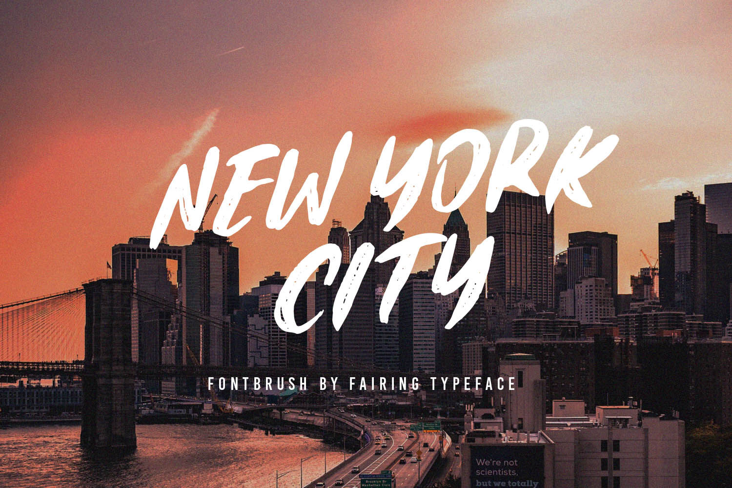 Fairing Brush Fonts 30 Off By Design And Co Thehungryjpeg Com