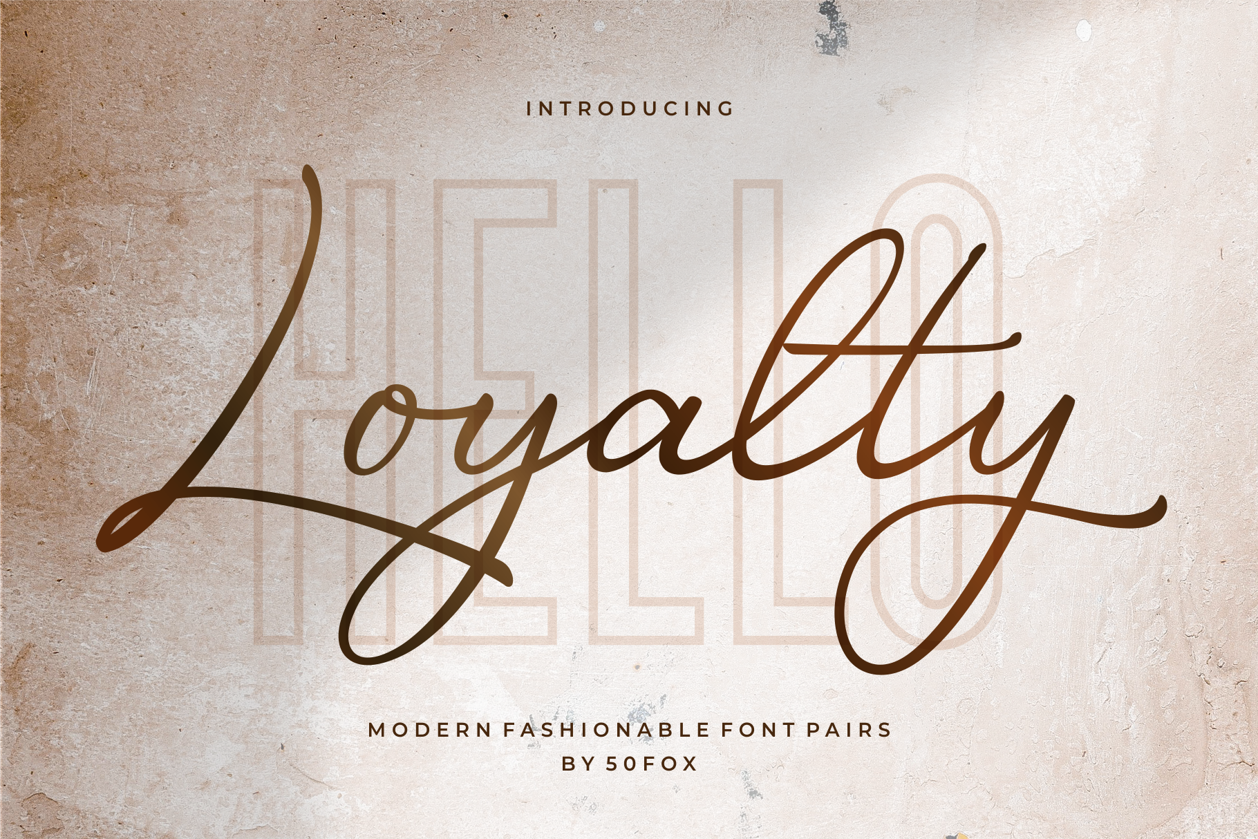 Luxury Loyalty Script Fonts By 50 Fox Thehungryjpeg Com