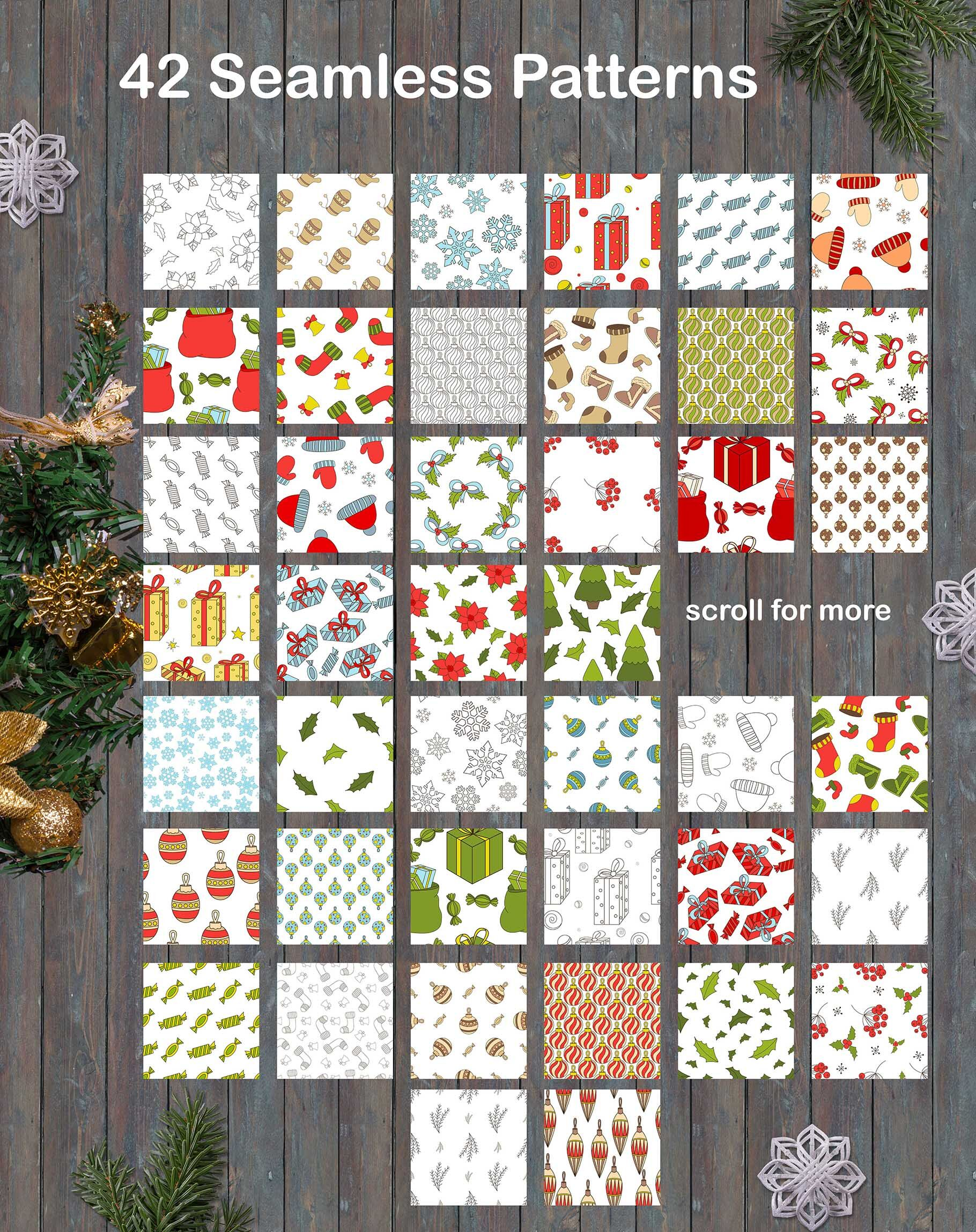 Christmas Collection Lettering Clipart By Astartejulia
