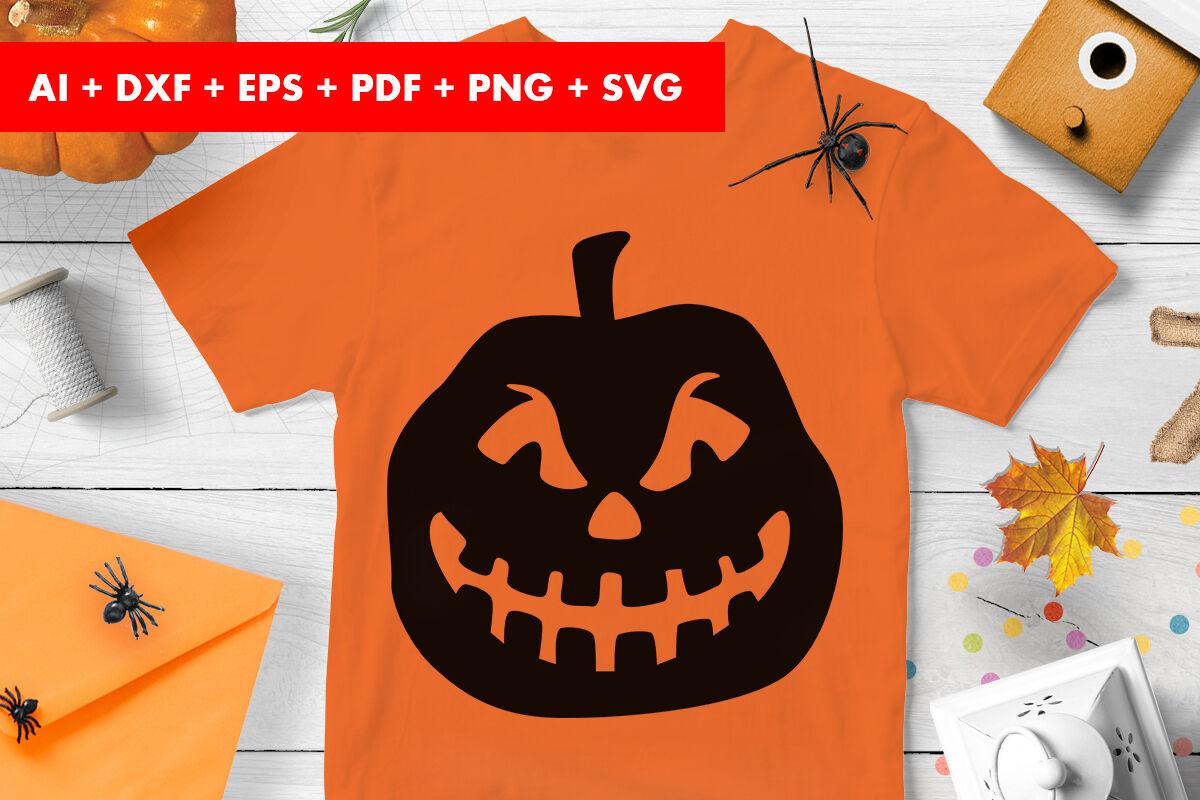 Pumpkin Clipart Halloween Svg Design By Cuttingsvg Thehungryjpeg Com