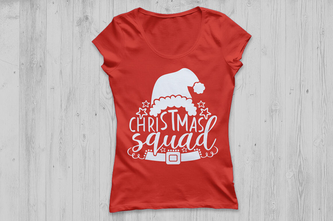 Christmas Squad Svg Christmas Svg Holiday Svg Christmas Family Svg By Cosmosfineart Thehungryjpeg Com