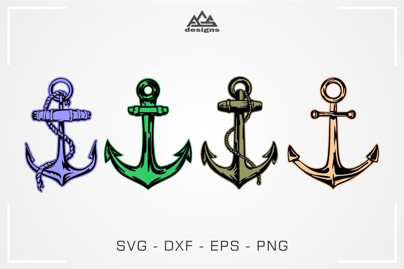 Anchor Packs Svg Design By Agsdesign Thehungryjpeg Com