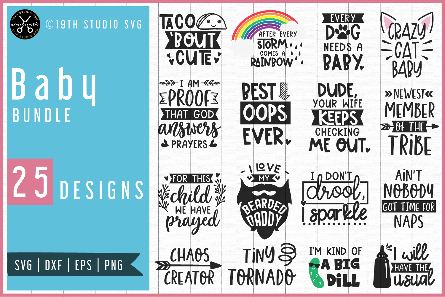 Svg Bundle Mega Svg Bundle Vol 3 By 19th Studio Thehungryjpeg Com